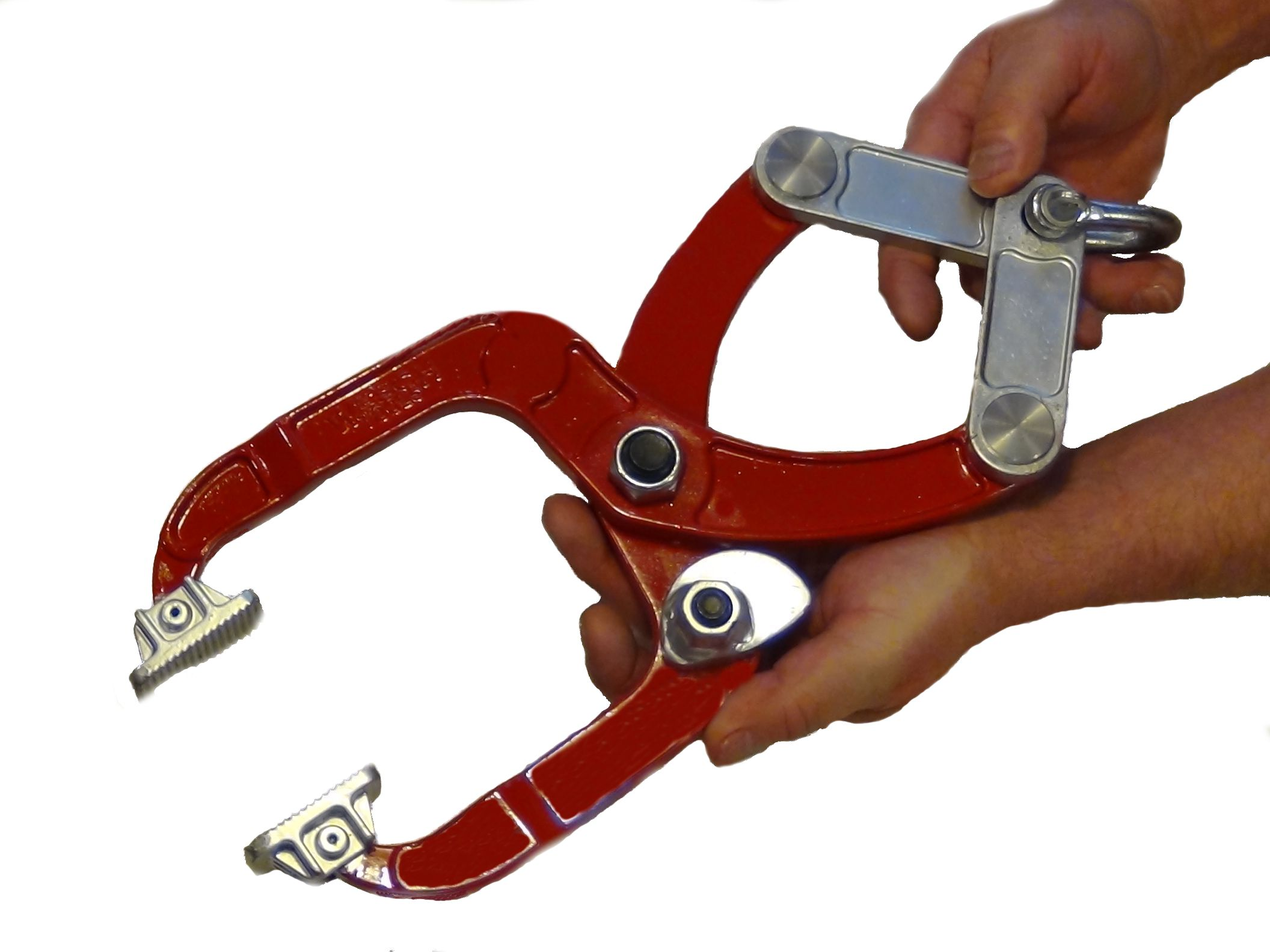 Large Tong Clamp